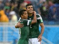 墨西哥1-0力克喀麦隆 巴萨旧将两进球被吹