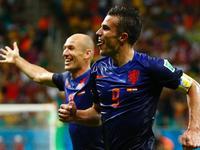 卡西失误范佩西第二球 荷兰扩大优势4-1领先