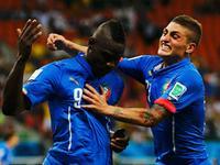 坎德雷瓦助巴神头槌破门 意大利2-1反超比分
