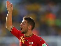阿扎尔助攻默滕斯破门 比利时2-1神奇反超