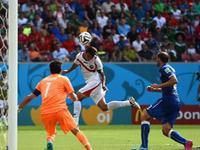 意大利0-1哥斯达黎加 鲁伊斯破门巴神失单刀