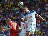 全场回放-比利时1-0俄罗斯 阿扎尔助奥里吉绝杀俄罗斯