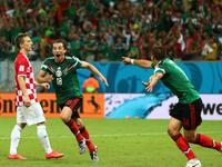 全场回放-克罗地亚1-3墨西哥 小豌豆破门墨西哥完胜晋级
