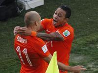 全场回放-荷兰2-0智利  两替补破门橙衣军团三连胜