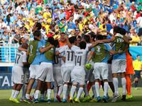 全场回放-意大利VS乌拉圭 戈丁绝杀送走蓝色军团