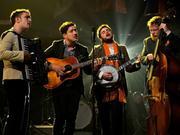 2013年Glastonbury音乐节现场