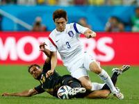 比利时1-0韩国 太极虎小组垫底亚洲全员出局