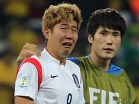 独家策划-手绘世界杯 世界杯=亚洲悲