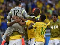 全场回放-巴西4-3智利 120分钟战平点球大战塞萨尔救主