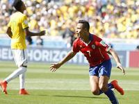 智利前场断球桑切斯破门 智利1-1扳平比分