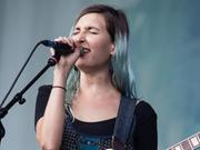 Warpaint:2014英国Glastonbury音乐节
