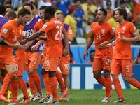 全场回放-荷兰2-1墨西哥 斯内德远射罗本造点演神奇逆转