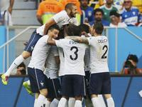 全场回放-法国2-0尼日利亚 博格巴头球助法兰西晋级