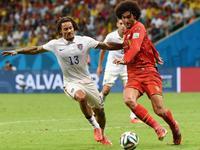全场回放-比利时2-1美国 霍华德封神卢卡库加时传射