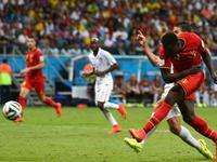 比利时2-1美国 红魔妖星加时破门建功