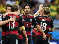 后防崩溃赫迪拉锦上添花 德国5-0开启屠杀