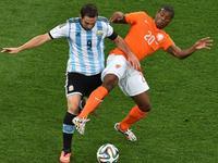 全场回放-荷兰2-4阿根廷 斯内德弗拉尔点球射失
