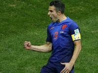 世界杯-巴西0-3荷兰 罗本造点范佩西闪击