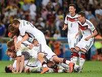 全场回放-德国1-0阿根廷  格策绝杀战车夺第四冠