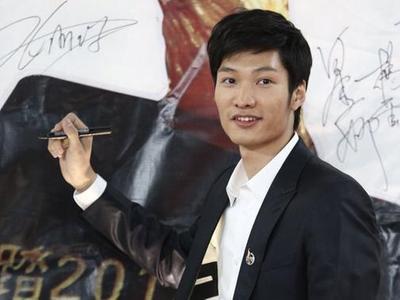雷声将任亚运中国代表团旗手