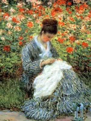 生活艺术-艺术家及其花园