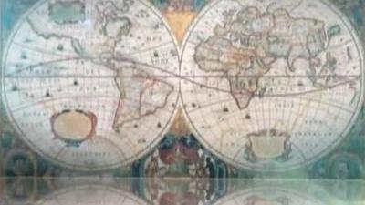 杨琨带你去寻宝——航海图