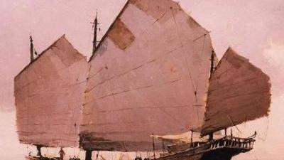 海上丝路说贸易 最大宋代古沉船