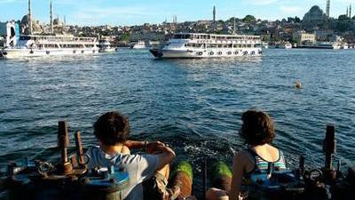 博斯普鲁斯海峡横跨欧亚 丝绸之路重镇的前世今生