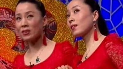 豫剧双胞姐妹花齐亮相 经典名段抬花轿节选