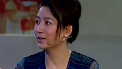 王小丫其实是一名老记者 不求主持光环的记者