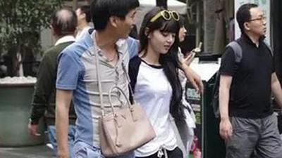 中国男性配不上女性吗 美女配野兽东方很常见
