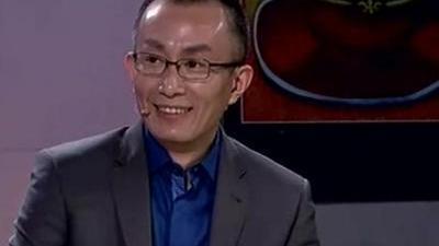 评论员杨禹自称帅大叔 讲述与流浪猫的故事