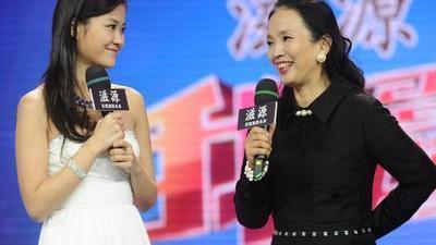 吕丽萍登助阵岳红之女曝姜文往事