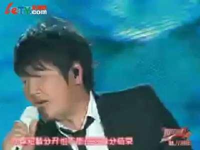 孙楠 演唱《i believe》