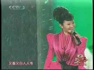 孙佳演唱江苏民歌《茉莉花》