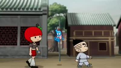 《少林海宝》第039集
