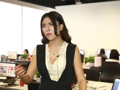 北校花袁佳怡曝家世惊