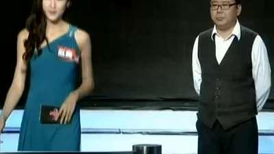 甜美赵鑫打破美女魔咒 勇闯四关做内涵花瓶