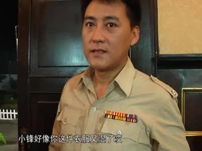 《南少林》黄曼感谢张晋指导武打动作