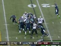 NFL第13周全场录播 新奥尔良圣徒vs西雅图海鹰