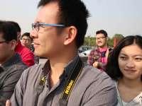 北京现代展台4大美女车模