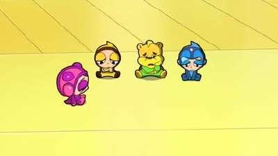小超人队23