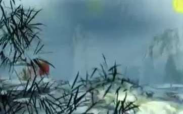 《虹猫蓝兔水墨动画》第13集