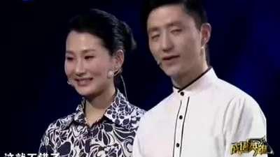 """巅峰对决之""""背水一战""""  武侯祠讲解员PK清华相声组合-成语英雄"""