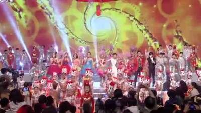 开场歌舞《大拜年》-2014天津春晚