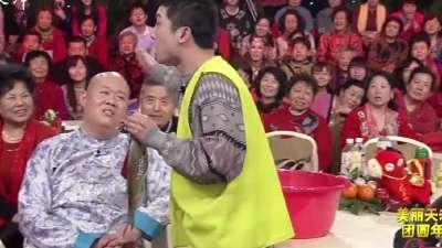 歌曲《常回家看看》刘亚津 刘芸杉-2014天津春晚