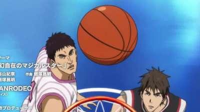 黑子的篮球 第二季22