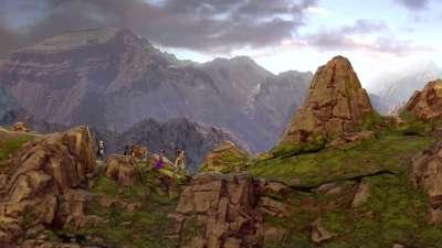 《龙之谷:破晓奇兵》乐视独家战争版预告 今年夏天一起降龙