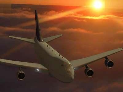 e3d飞机特效