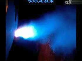 如何改装哈飞路宝汽车排气管喷火尾喉高清图片